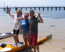 At Queensclife, Port Phillip Bay, Victoria, 2007